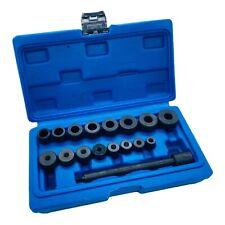 Kit 17 utensili per Allineamento Centra Frizione auto  con attrezzi adattatori
