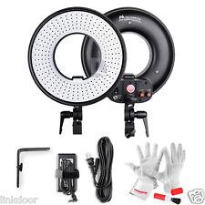 300 LED Ring Lighting Light Video Continuous Light Shooting + Camera Bracket