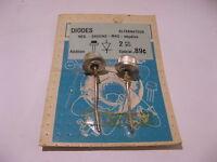 Pack of 2 Alternator Power Rectifier Diode - NOS Vintage