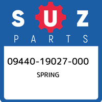 09440-19027-000 Suzuki Spring 0944019027000, New Genuine OEM Part