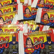 Superman Animation Collectable Trading Cards
