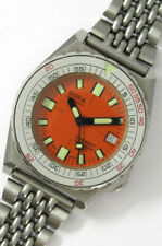 DOXA SUB 600T Driving Star 4478 SS 1970 automatic caliber 2872 case 39.5mm