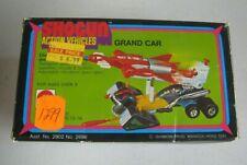 1978 Mattel Shogun Warriors Grand Car MIB  Unused Old Store Stock!