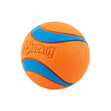 Chuckit Ultra Ball-Durable High Bounce Rubber Dog Ball-Launcher Compatible