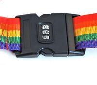 Combination Luggage Secure Safe Strap Belt FG Beautiful Travel 3-Dial TSA Lock