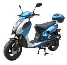 Brand New  150cc Scooter Moped 55MPH 80MPG Powermax 150cc Free trunk Free S/H***