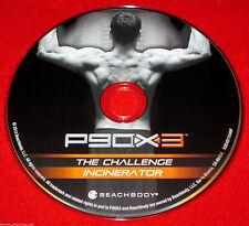 P90X3 - The Challenge / Incinerator - New Fitness DVD