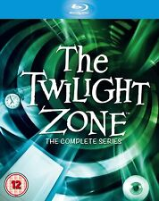 THE TWILIGHT ZONE- COMPLETE SERIES - BLU-RAY
