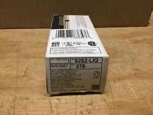 Leviton 5262-LIG 276 Isolated Ground Hospital Duplex Receptacle 15A-125V