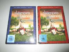 DVD - The Vampire Diaries - love sucks - Die erste Staffel Teil 1 + 2