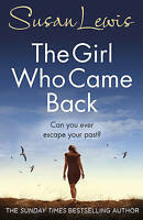 The Girl Who Came Back by Lewis, Susan, Good Used Book (Paperback) FREE & FAST D