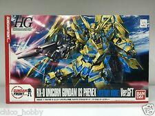 Bandai Gundam Front Tokyo Hg 1/144 Rx-0 Unicorn Gundam 03 Phenex Version Gft Jpn