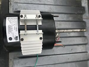 Dayton 1ZKW4 Fan Motor Berko Marley Engineered Products 3900-0350-001 CF4H0-A1X1