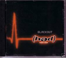 HED Pe P.E. Planet Earth Blackout w/ RARE EDIT PROMO CD Single Planet Earth