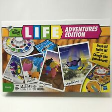 The Game of Life: Adventures Edition (2010, Very Good, Complete)