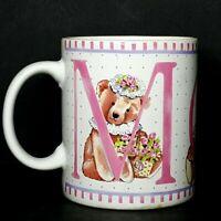 Mothers Day Gift MOM Coffee Mug Teddy Bears Otagiri Japan Fraser Meyer Vintage