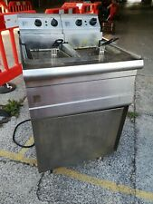 More details for ++ parry double basket commercial 3 phase fryer used *sold as seen* ++