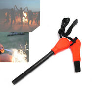 Fire Starter Large Ferrocerium Flint Stone Rod Lighter Magnesium Survival Tool