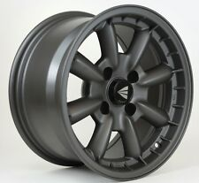 16x7 Enkei COMPE 4x100 +38 Gunmetal Wheel (1 Rim only)