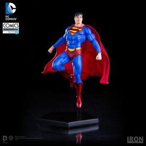 Iron Studios DC Comics Superman  Ivan Reis Art Scale 1/10 Statue CCXP