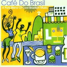 Café do Brasil-A Pure Blend of Cool Brazilian Music Friends from Rio, Orl.. [CD]