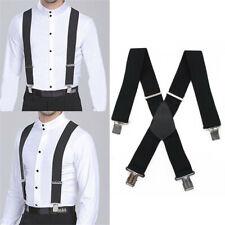 X-Back Suspenders for Men Heavy Duty 2