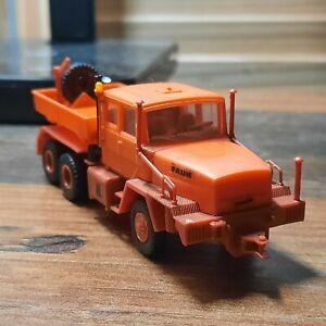 Kibri 1:87 LKW Faun HZ 36 Schwerlastzugmaschine orange siehe Fotos