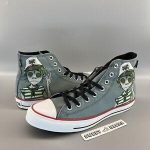 Converse x Gorillaz Chuck Taylor All Star Hi Unisex Shoes - Men's 9 / Wmns 11