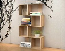 Bookcase with Stackable Bookshelves