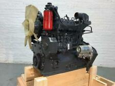 Komatsu S4d95sw Diesel Engine All Complete And Run Tested