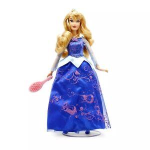 "Disney Sleeping Beauty Aurora Premium Doll with Light-Up Dress – 11""   *New"