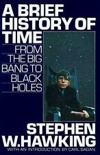 A Brief History of Time : From the Big Bang to Black Holes by Stephen W. Hawkin…