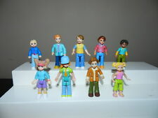 Fisher Price Sweet Streets Figure Lot People Figures