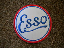 75mm ESSO ANTIQUE MOTORING EMBROIDERED PATCH