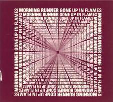 Morning Runner(CD Album)Gone Up In Flames-New