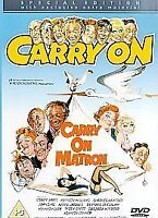 Carry On Matron (Special Edition) [DVD] [1972], DVDs