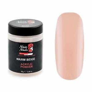 Naio Nails - Warm Beige Cover Pink Acrylic Powder