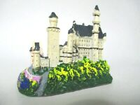 Schloss Neuschwanstein Füssen Bayern Germany Souvenir 7,5 cm Poly Modell