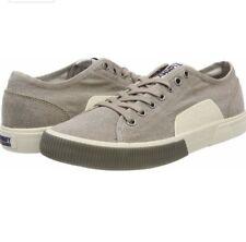527aa23fafc86a Tommy Hilfiger Jeans Mens Tjs Urban Textile Sneaker Low Top Beige Uk 6.5 Eu  40