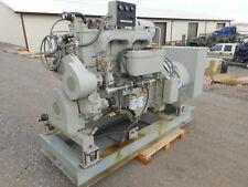 Cummins Diesel Powered 125 KW Stationary Generator 1200 rpm 3 ph 120/208-240 v