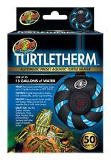Zoo Med Turtletherm Aquatic Turtle Heater 50watt Free Shipping
