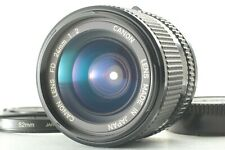 【MINT】 Canon New FD 24mm f2 NFD MF Lens From Japan #989