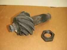 Machine Age Cast Iron Steel Shaft Spline Gear Steampunk Art Decor Part 9-36