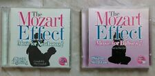 WHOLESALE LOT OF CD'S The Mozart Effect Music For Newborns & Music For Babies