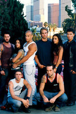 Jordana Brewster Vin Diesel Paul Walker The Fast and the Furious 11x17 Poster