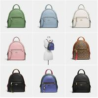 New Coach F38348 Andi Backpack Pebble Leather