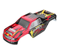 1/10 Rc Car Offroad Truck Body Shell For Traxxas Hpi Losi Kyosho Axial Tamiya