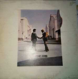 Pink Floyd – Wish You Were Here Lp Italy press 1975