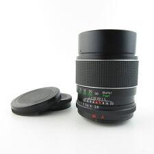 Für M42 Beroflex Auto 2.8/135 Objektiv lens + caps
