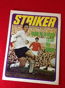 Vintage : STRIKER : Football Magazine : 13 Feb 1971 - No 58